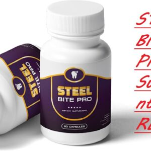 Steel Bite Pro Review � Does it Work Or Not⚠� Steel Bite Pro  Supplement Reviews and Discount Page