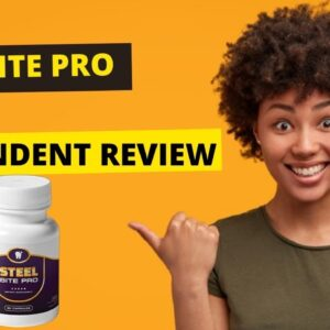 Steel Bite Pro Review ❌ Does it Work Or Not⚠️ Steel Bite Pro Supplement Reviews and Discount Page