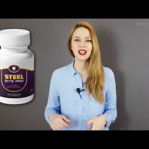 Steel Bite Pro reviews 2020 SteelBite Pro Supplement ⚠️SCAM EXPOSED⚠️Real  Review MUST WATCH