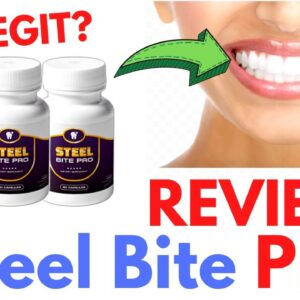 Steel Bite Pro Reviews - Is It the Real Deal or Just Another Scam? [VERIFIED]