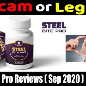 Steel Bite Pro Reviews [Sep 2020] Legit or a Hoax? | Scam Adviser Reports2021