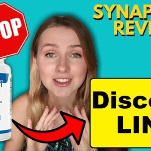 Synapse XT Review - WATCH BEFORE BUY! Does Synapse XT a Scam Synapse XT Reviews! Synapse XT Website