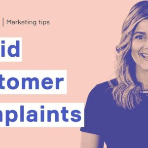 Episode 6: How to Avoid Customer Complaints