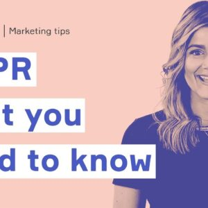 Episode 8: GDPR - What You Need to Know