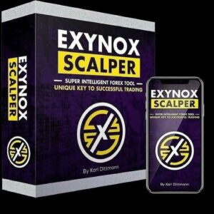 EXYNOX SCALPER  Review – Simply BUY/SELL when Exynox tells you and ENJOY MAKING MONEY!.