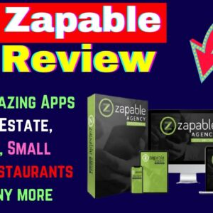 Zapable Review ,Demo + Bonuses | Zapable App Builder Can Create Amazing Mobile Apps in a Few Minutes