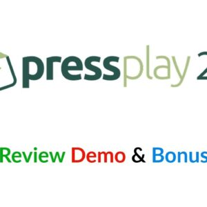 PressPlay 2.0 Review Demo Bonus - Most Powerful Video Player For Marketers
