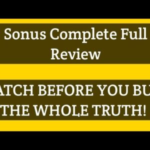 Sonus Complete Review 2021 Sonus Complete Tinnitus Review Sonus |Check it Before Buying