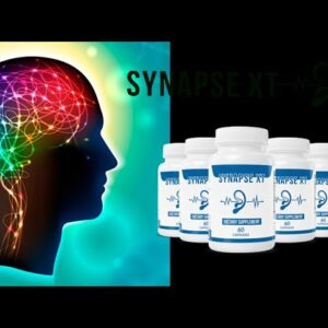Synapse XT review - Synapse XT supplement - Does Synapse XT Supplement Work? Synapse XT