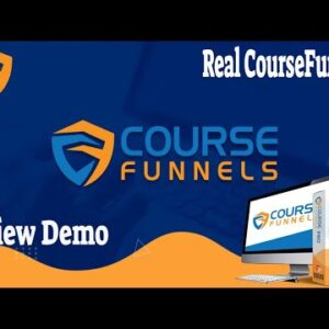 🆕Real Coursefunnels Review Demo 🆕Coursefunnels Review Demo 🔥Honest Video