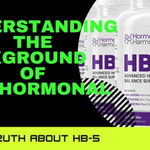 hb5 Hormonal Harmony Review|ingridient Facts You Never Knew About Hb5 [Safety & Side Effect Explain]