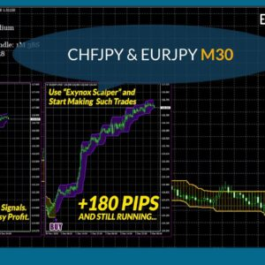 Exynox Scalper - Forex System Strategy for small account