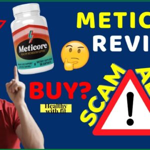 Meticore Review ❌SCAM Alert⚠️ Other Meticore Reviews Are HIDING😲 This Truth!!!😲
