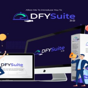 DFY Suite 3.0 OVERVIEW⚠️ WARNING ⚠️ DON'T BUY DFY SUITE 3.0 WITHOUT MY BONUSES!!!