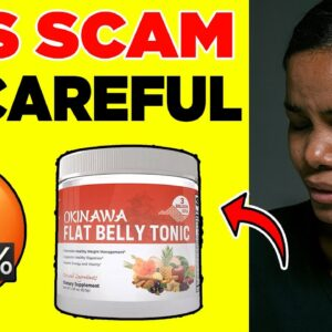 Okinawa Flat Belly Tonic Review ⚠� WARNING ⚠� DON'T GET THIS WITHOUT WATCHING THIS VIDEO