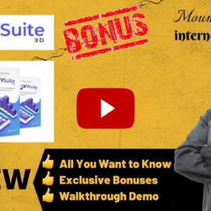 DFY Suite 3.0 Review 💥 CHECK MY 🆓 BONUSES 💥 How To Rank On Page One On Autopilot?