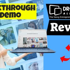 🆕DropMock Review - Dropmock All In One Demo Review
