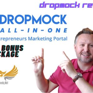 🆕dropmock Review Dropmock All In One Review Urgent