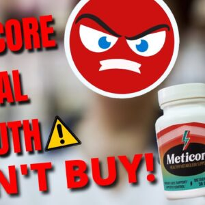 Meticore Review 🚨 SCAM Revealed 🚨 Real Experience With Meticore Supplements [meticore reviews]