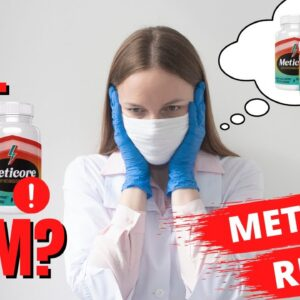 🔴 Meticore Review 2021🚨 Real Or Scam? 🚨 Real Meticore Reviews | Meticore Weight Loss Transformation