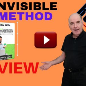 INVISIBLE METHOD Review 🔥🔥BE AWARE🔥🔥DON'T MISS THESE INVISIBLE METHOD VIDEO WEBSITE CREATION BONUSES