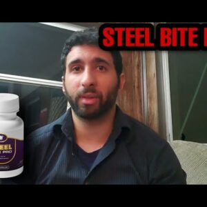 Steel Bite Pro Review -⚠️Warning⚠️Real Review From A Customer! (MUST WATCH!)