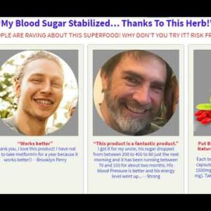 """Diabetes Offer Berberine Supplement """"My Blood Sugar Stabilized… Thanks To This Herb!"""""""