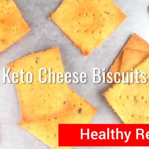 Okinawa Flat Belly Tonic | Cheese Biscuits Recipe - Healthy Recipes To Lose Weight