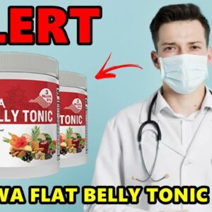 ALERT ABOUT OKINAWA FLAT BELLY TONIC - is the okinawa flat belly tonic safe? BEFORE and AFTER