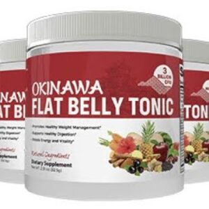 Buy Okinawa Flat Belly Tonic Now! And Drink This Before Breakfast To Burn 1lb a Day!