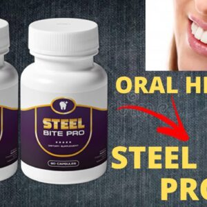 Does Steel Bite Prol work for your teeth? Steel Bite Pro Buy? Steel Bite Pro Review - Steel Bite Pro