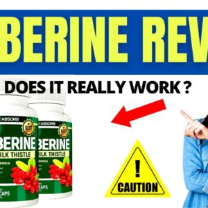Berberine Supplement Review -What They Don't Tell You ?- Berberine Pills Review  💥🔴