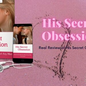 His Secret Obsession:  James Bauer His Secret Obsession Review