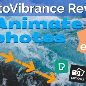 PhotoVibrance Review - Animate photos and export up to 4K - Oh this is good