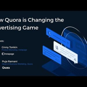 How Quora is Changing the Advertising Game Final
