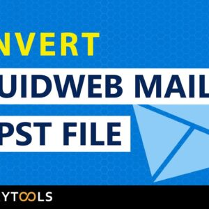 How to Convert Liquidweb Mail to PST Format – Know Reliable Solution