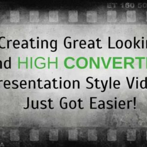 How To Create Presentation Style Videos Using EasyVSL