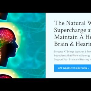 How to Increase Hearing Power Naturally??? - Synapse XT Customer Review!!!
