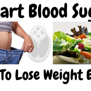 How to Lose Weight Automatically/ Smart blood sugar