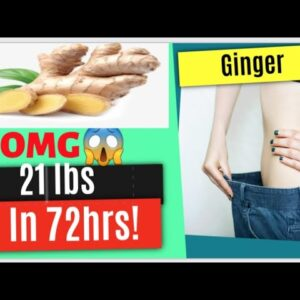 How to lose weight by eating or drinking ginger | Meticore Review