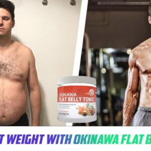 How To Lose Weight Fast Without Diet Plans l Okinawa Flat Belly Tonic