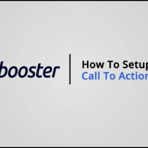 How to Setup Call to Action on Shopify with Booster Theme V5.