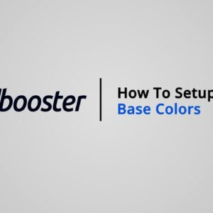 How to Setup Colors on Shopify with Booster Theme V5