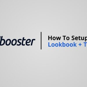 How to Setup Lookbook + Text on Shopify with Booster Theme V5