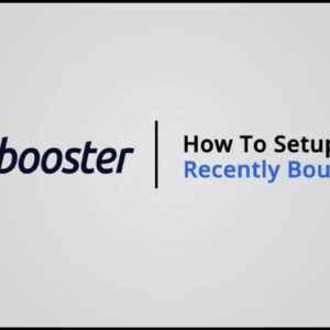 How to Setup Sales notification on Shopify with Booster Theme V5