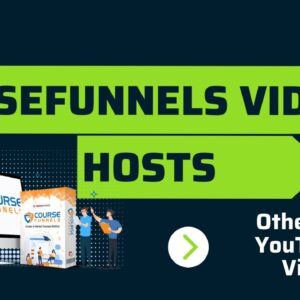 How To Use Coursefunnels with a Video Host Other Than Vimeo or YouTube