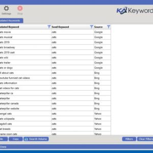 How to use the Related Keywords Tool - Keyword Atlas
