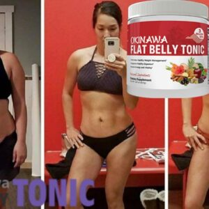 Okinawa Flat Belly Tonic Review 2021 | Honest Review | Okinawa Flat Belly Tonic Customer Reviews