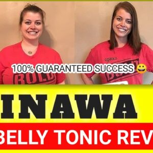 Okinawa Flat Belly Tonic Review 2021 | What is Okinawa flat belly tonic| How Dose it's Work | Scam ?