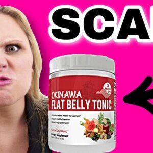 Okinawa Flat Belly Tonic Review - Does this Supplement Work ? My Result ? Okinawa Flat Belly Tonic